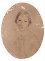 Florence Nightingale, by Elizabeth (née Rigby), Lady Eastlake - NPG 3254