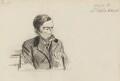 Henry Stafford Northcote, Baron Northcote, by Sydney Prior Hall - NPG 2289