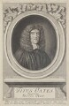 Titus Oates, by Robert White - NPG 634