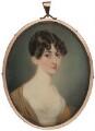Eliza Bridgeman O'Brien (née Willyams), by John Cox Dillman Engleheart - NPG 1681a