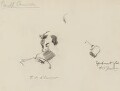 Thomas Power O'Connor, by Sydney Prior Hall - NPG 2297