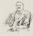 Thomas Power O'Connor, by Harry Furniss - NPG 3401
