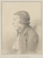 Horace Walpole, by George Dance - NPG 1161