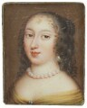 Henrietta Anne, Duchess of Orleans, copy attributed to Jean Petitot, possibly after  Pierre Mignard - NPG 1606