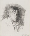 William Orpen, by Sir William Orpen - NPG 5267