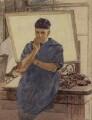 Malcolm Osborne, by Dorothy Hawksley - NPG 4357