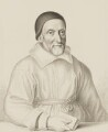 William Oughtred, copy by George Perfect Harding, after an engraving by  Wenceslaus Hollar - NPG 2906a
