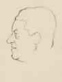 Frank Owen, by Sir David Low - NPG 4529(262)