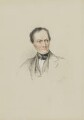 Sir Richard Owen, by William Brockedon - NPG 2515(98)