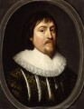 Henry de Vere, 18th Earl of Oxford, by Unknown artist - NPG 950