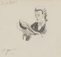 Herbert Henry Asquith, 1st Earl of Oxford and Asquith, by Sydney Prior Hall - NPG 2303