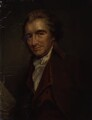 Thomas Paine, copy by Auguste Millière, after an engraving by  William Sharp, after  George Romney - NPG 897