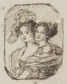 Elizabeth (née Turner), Lady Palgrave; probably Eleanor Jane Turner, by Thomas Phillips - NPG 2896