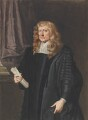 Sir Geoffrey Palmer, 1st Bt, by Silvester Harding, after  Sir Peter Lely - NPG 2403