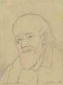 Samuel Palmer, by Charles West Cope - NPG 2155