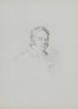 John Buonarotti Papworth, by William Brockedon - NPG 2515(53)