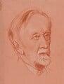 Sir Walter Parratt, by Sir William Rothenstein - NPG 4791