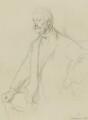 Sir (Charles) Hubert Hastings Parry, 1st Bt, by Sir William Rothenstein - NPG 3877