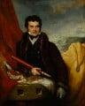 Sir William Edward Parry, by Samuel Drummond - NPG 5053