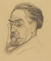 Sidney James Webb, Baron Passfield, by Eric Gill - NPG 5203