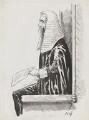 Arthur Wellesley Peel, 1st Viscount Peel, by Sir Francis Carruthers Gould ('F.C.G.') - NPG 2852