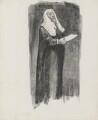 Arthur Wellesley Peel, 1st Viscount Peel, by Harry Furniss - NPG 3403