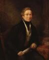 Sir Robert Peel, 2nd Bt, by John Linnell - NPG 772