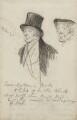 Sir Robert Peel, 2nd Bt, by Sydney Prior Hall - NPG 2378