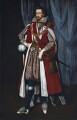 Philip Herbert, 4th Earl of Pembroke, by Unknown artist - NPG 5187