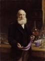 Sir William Henry Perkin, by Sir Arthur Stockdale Cope - NPG 1892