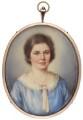 Ishbel Allan MacDonald (Mrs Ridgley, later Peterkin), by Winifred Cécile Dongworth - NPG 5035