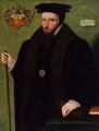Sir William Petre, by Unknown artist - NPG 3816