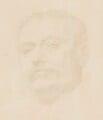 Sir Claude Phillips, by Alphonse Legros - NPG 2431