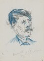 George John Pinwell, by Eyre Crowe - NPG 4496
