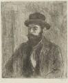 Lucien Pissarro, by Camille Pissarro - NPG 4103