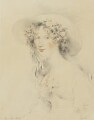 Anna Maria Porter, by George Henry Harlow - NPG 1109