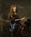 William Bentinck, 1st Earl of Portland, studio of Hyacinthe Rigaud - NPG 1968