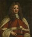 Sir John Powell, by or after John Riley - NPG 479