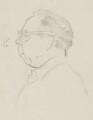 J.B. Priestley, by Sir David Low - NPG 4529(280)