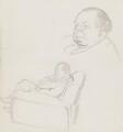 J.B. Priestley, by Sir David Low - NPG 4529(284)