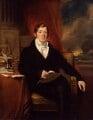 Sir Thomas Stamford Bingley Raffles, by George Francis Joseph - NPG 84