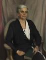 Eleanor Florence Rathbone, by Sir James Gunn - NPG 4133