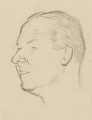 Terence Rattigan, by Sir David Low - NPG 4529(291)