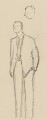 Terence Rattigan, by Sir David Low - NPG 4529(292)