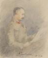 Henry Seymour Rawlinson, 1st Baron Rawlinson of Trent, by Inglis Sheldon-Williams - NPG 4039(4)