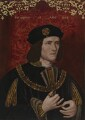 King Richard III, by Unknown artist - NPG 148