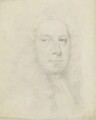 Jonathan Richardson, by Jonathan Richardson - NPG 1831