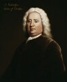 Samuel Richardson, by Joseph Highmore - NPG 161