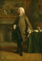 Samuel Richardson, by Joseph Highmore - NPG 1036