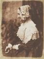 Anne Rigby (née Palgrave), by David Octavius Hill, and  Robert Adamson - NPG P6(127)